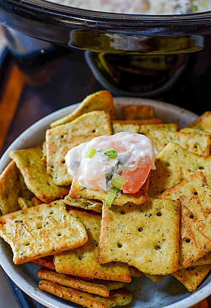 hot shrimp dip appetizer recipe