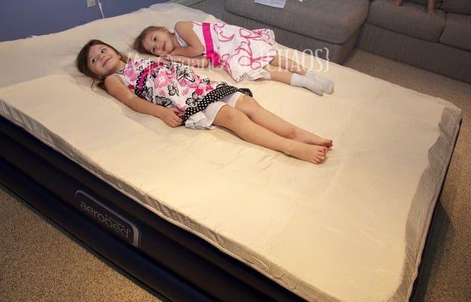 Coleman AeroBed Premier Air Bed