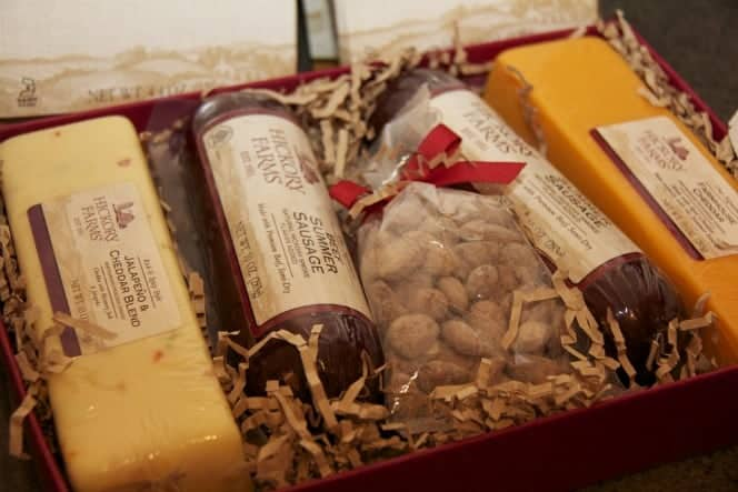 Gifting to Entertaining ~ Hickory Farms