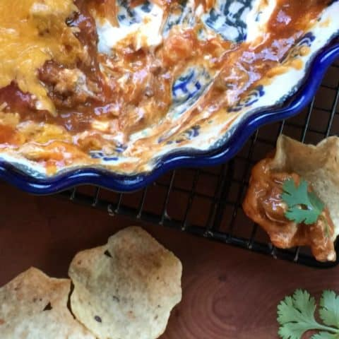 mexican dip appetizer recipe