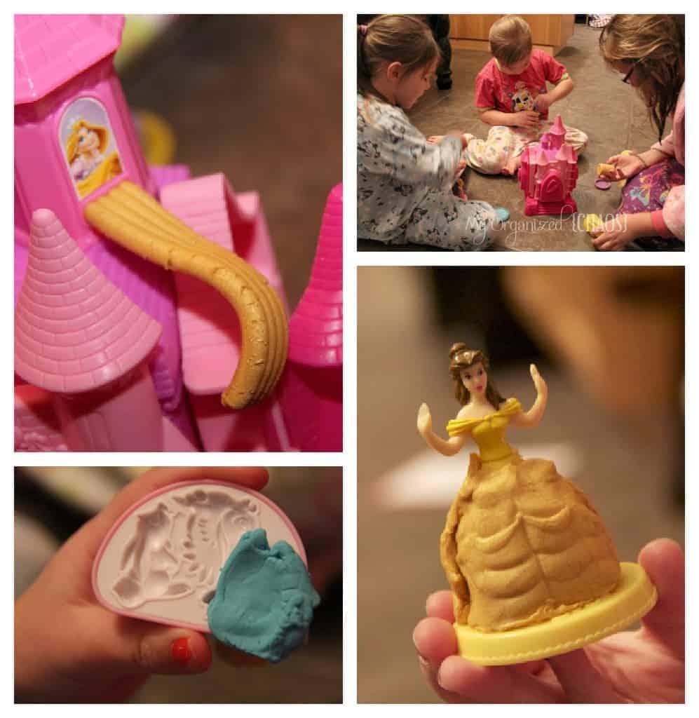 Play-Doh Prettiest Princess Castle Playset