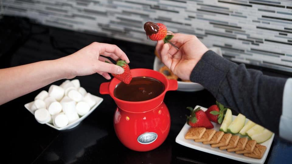 Velata, Chocolate Fondue Warmers