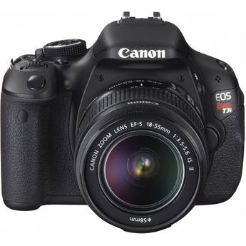 Hey Photogs! Want a Canon EOS Rebel T3i?