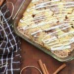 Cinnamon Bun Cake Recipe