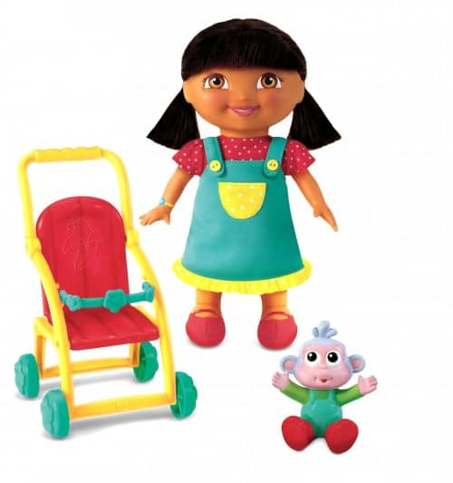 Dora Toys For Girls : Dora and baby boots stroller set review my organized chaos