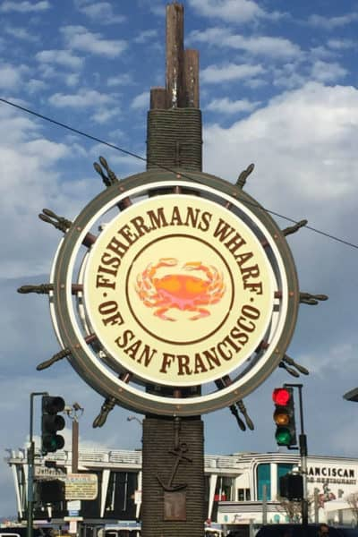 Fisherman's Wharf, Family Travel to San Francisco