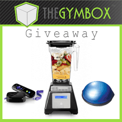 New Year, New You : The Gymbox Giveaway {arv $700}
