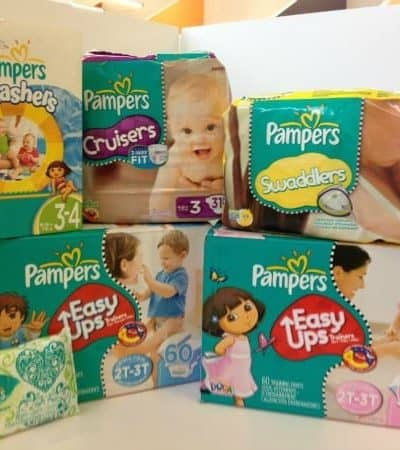 Win Pampers Diapers, Here and at Shoppers Drug Mart