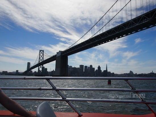 San Francisco Bridge My Organized Chaos
