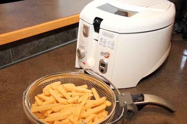 deep fryer review my organized chaos