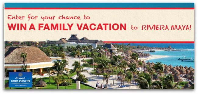 family-vacation-contest