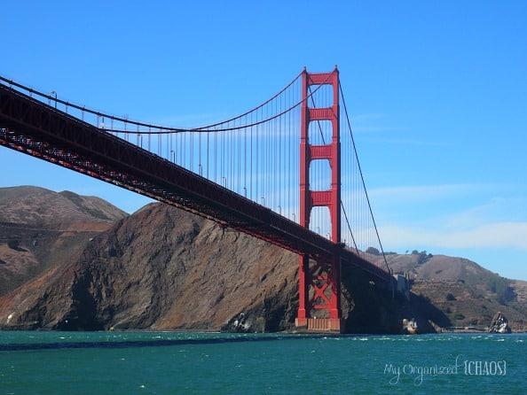 Golden Gate Bridge Travel San Francisco