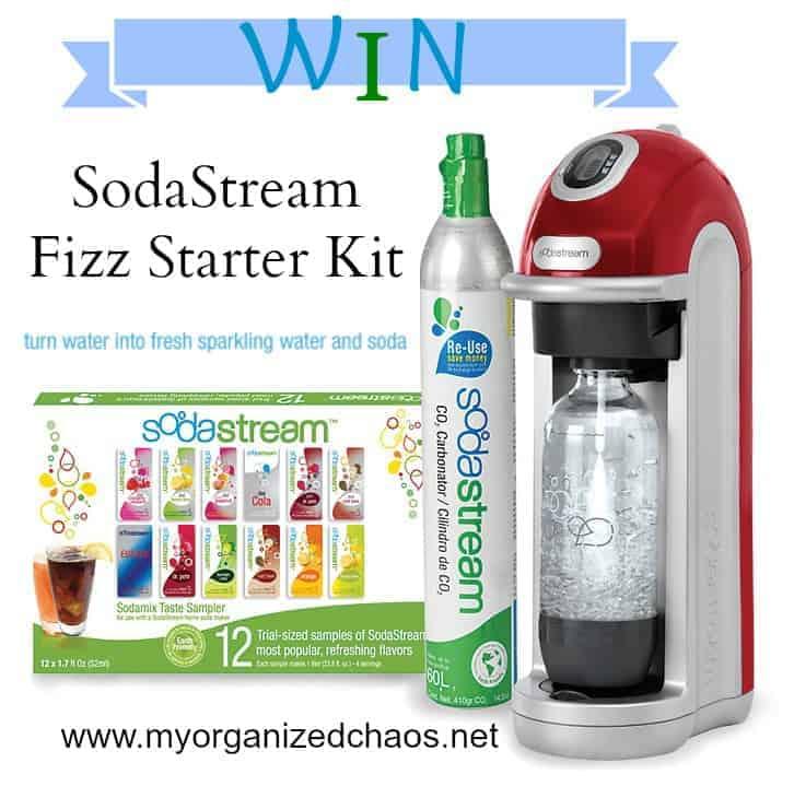 sodastream fizz giveaway