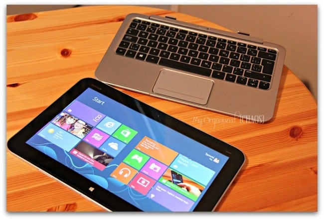 HP Envy x2 Laptop Tablet Windows 8