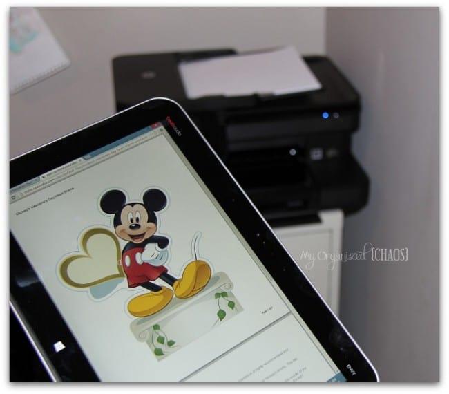 HP Envy x2 PhotoSmart Printer