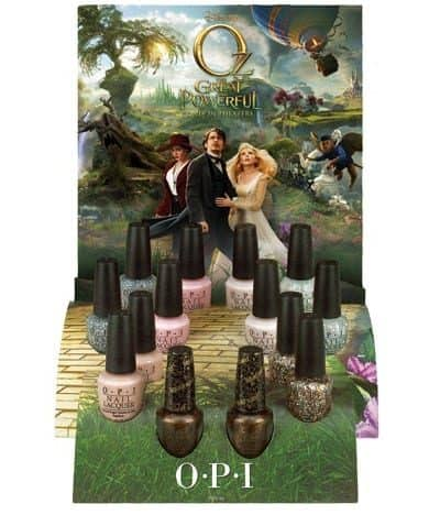 Oz The Great and Powerful OPI Collection