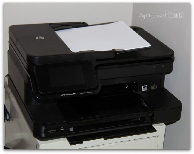 Photosmart 7520 All-in-One Printer Review