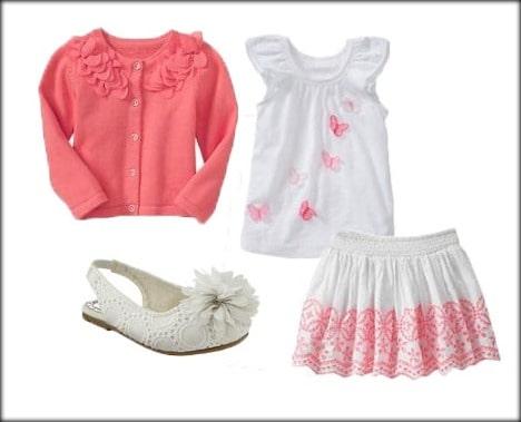 girls pink