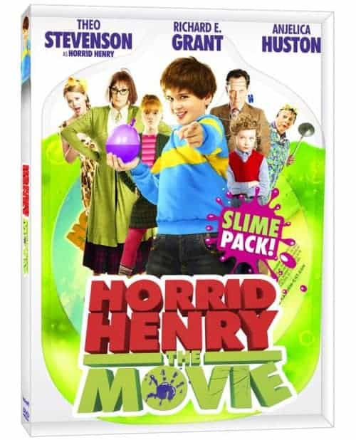 horrid-henry-dvd-review