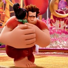 Wreck-It Ralph DVD Review Disney