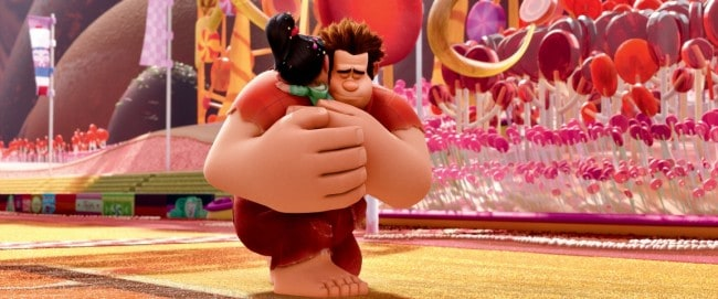 Wreck-It Ralph DVD Review Disney