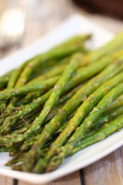 Lemon Pepper Asparagus Recipe