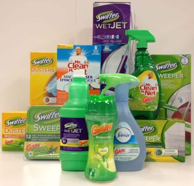 Gain-Spring-Cleaning-Kit-Giveaway-pgmom