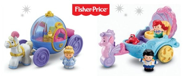 Little People Toys for a Pre-School Princess