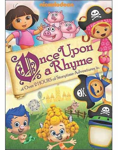 Nickelodeon Favorites- Once Upon A Rhyme review giveaway