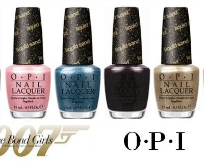 OPI Bond Girls‏ Collection