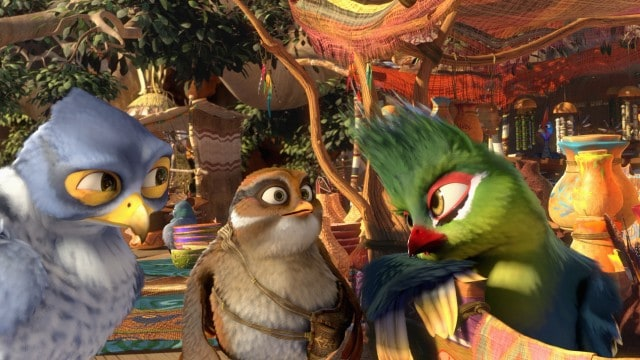 adventures in zambezia review