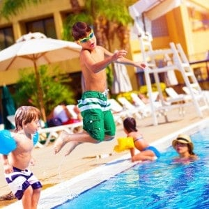 All Inclusive Vacation Resorts For a Family of Five {or more}