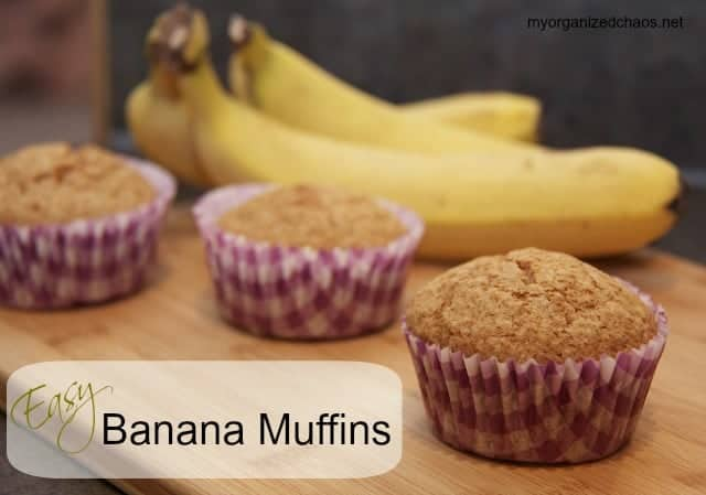 ... incredibly easy muffin quick and easy banana oat easy banana muffins