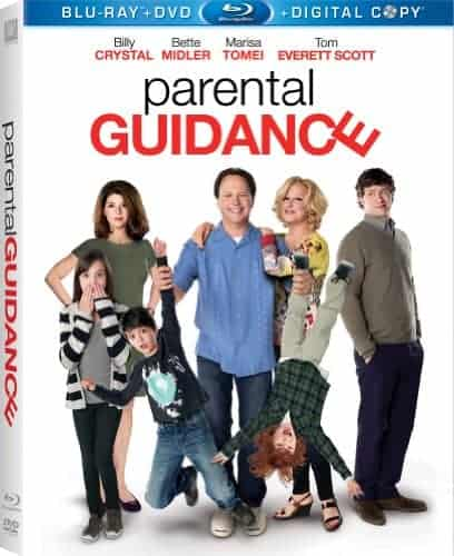 parental guidance movie review