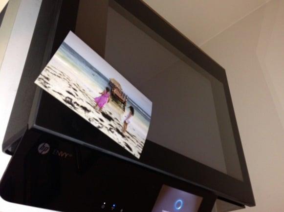 HP ENVY 120 printer photo