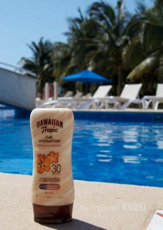 Hawaiian Tropic Silk Hydration Sunscreen Lotion SPF 30