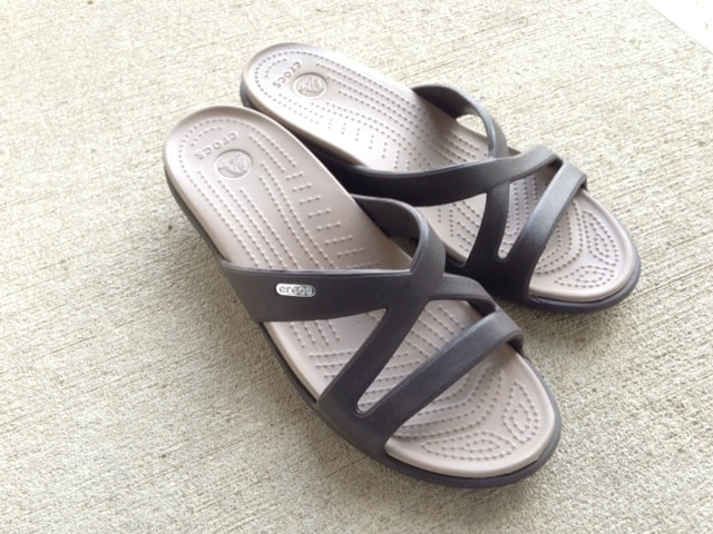 crocs sandals review