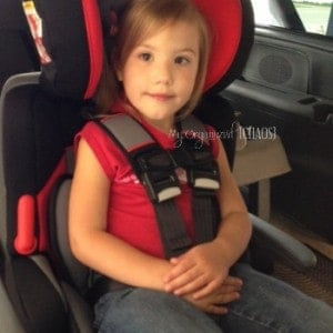 Fisher-Price Grow With Me Car Seat