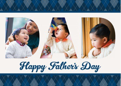 free fathers day photo cards
