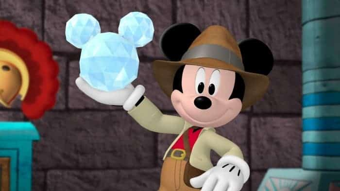 mickey mouse clubhouse quest dvd