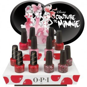 Couture de Minnie OPI Polish Giveaway