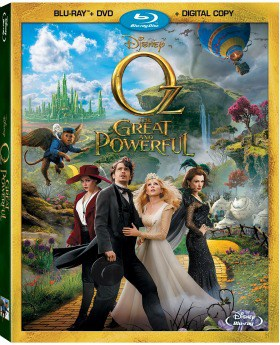 Oz the great and powerful review giveaway mom blogger
