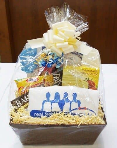 Kraft Gift Basket Giveaway: Real Women of Philadelphia