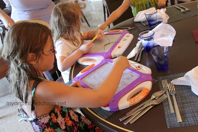 azul hotels for kids