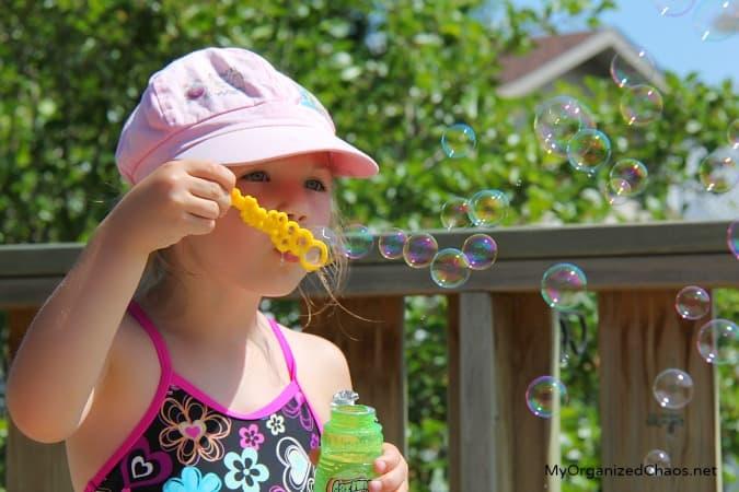 bubble kids