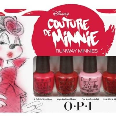 Couture de Minnie, oh la la!