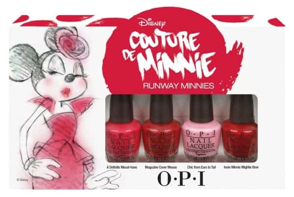couture de minnie OPI runway polish