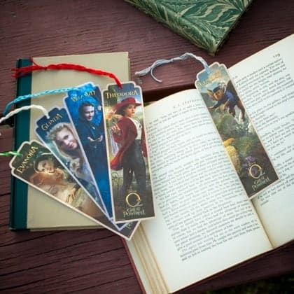 disney-oz-the-great-and-powerful-bookmarks