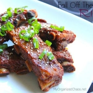 Fall Off The Bone Ribs