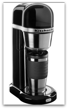 kitchenaid personal coffee maker giveaway myorganizedchaos